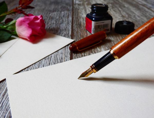 Pourquoi mon ex n'a pas répondu à ma lettre manuscrite